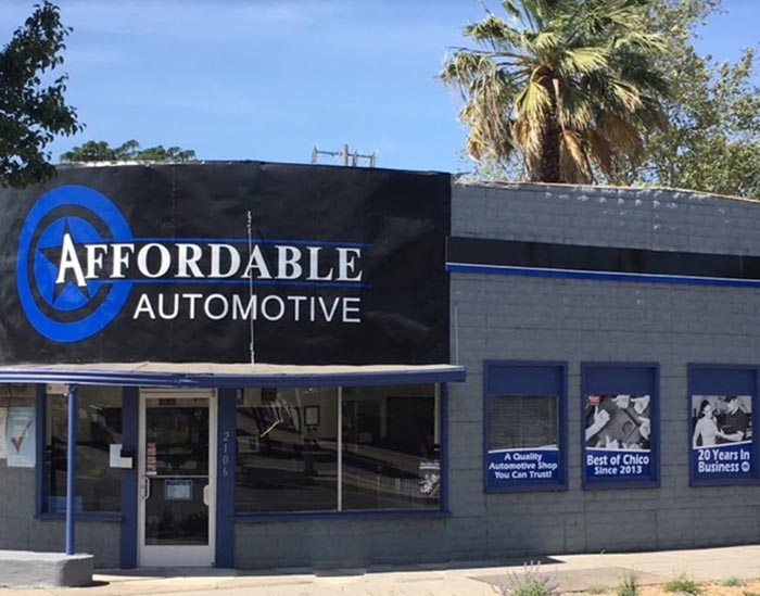 Auto Repair in Chico CA